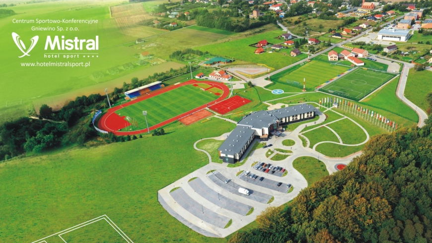Przed nami letni obóz – Hotel Mistral Sport!