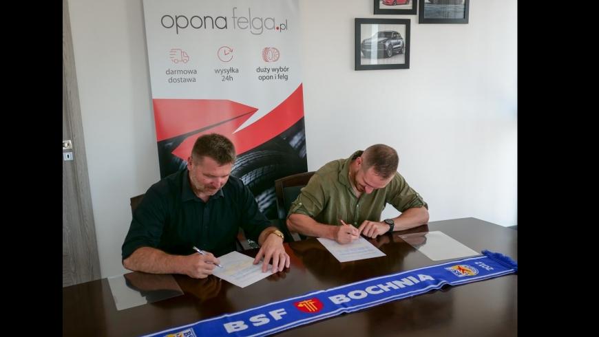 Oponafelga.pl nowym partnerem BSF!