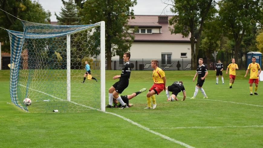 Podział punktów w Chlebni. Dobry mecz rezerw Błonianki Błonie