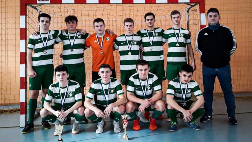 U17: Drugie miejsce juniorów młodszych w Turbacz Cup