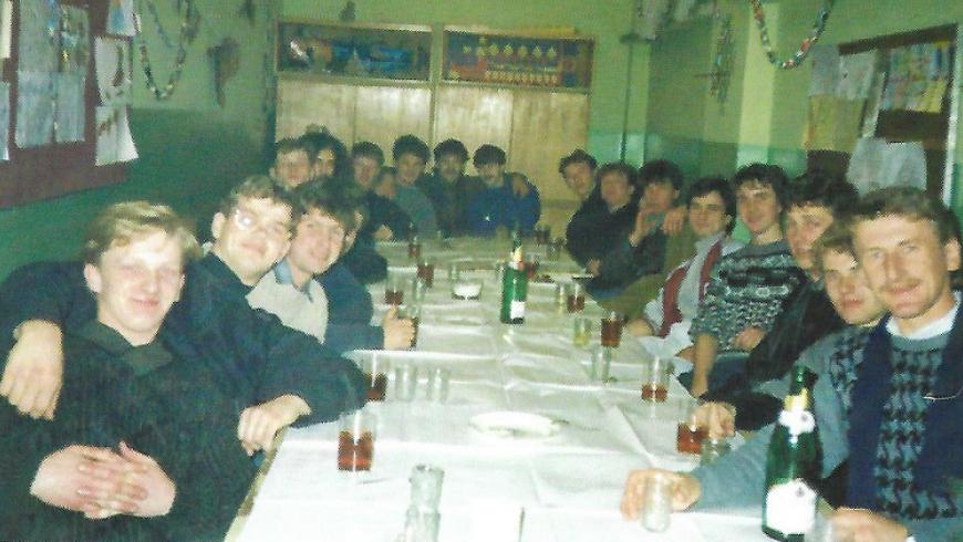 Historia klubu część X: Sezon 1992/1993 i zmiana Zarządu