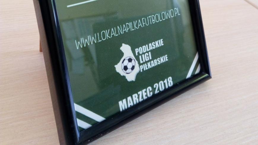 Nagroda miesiąca dla FC Zambrów!