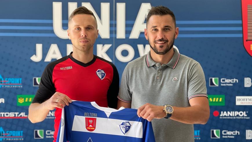 Piotr Klepczarek nowym trenerem pierwszej drużyny Unii
