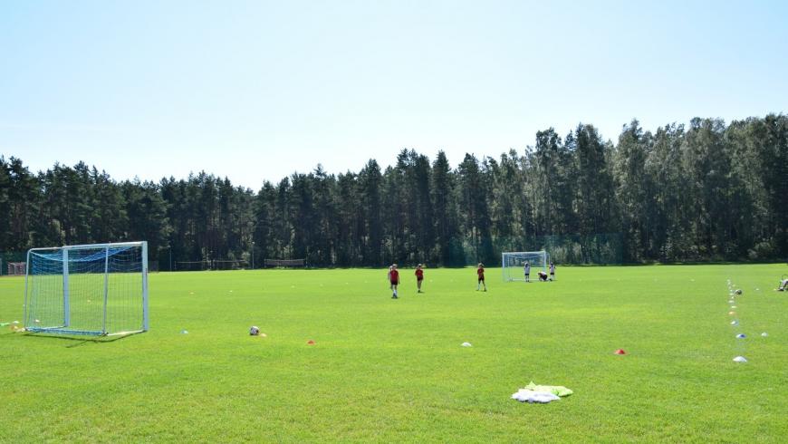 Obóz sportowy - Lato 2021