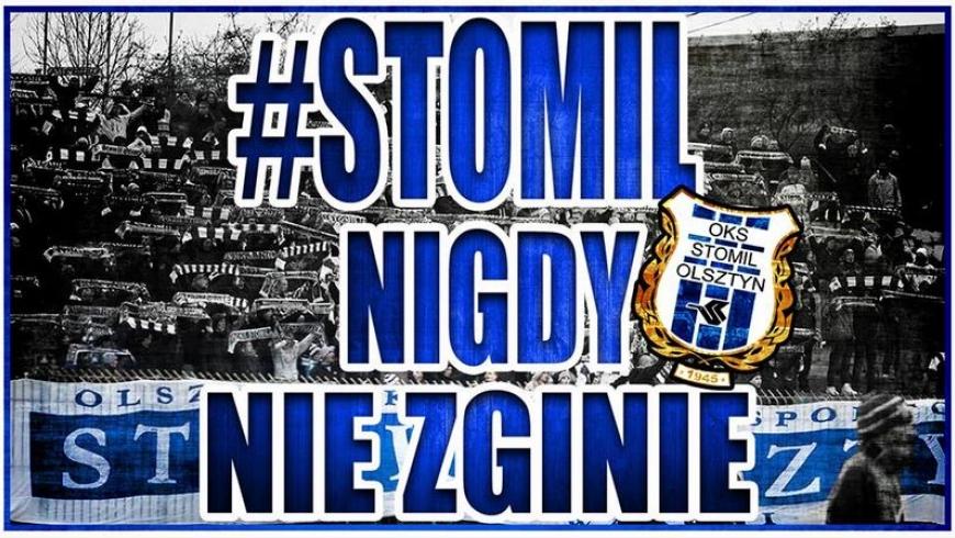 Trzymamy kciuki za Stomil Olsztyn S.A.!