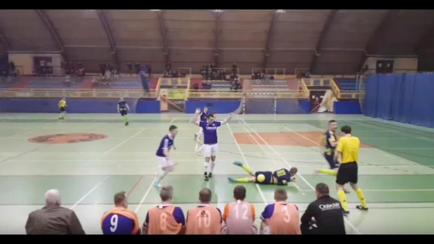 Porażka 12:4 w pierwszym meczu. W czwartek rewanżowy baraż FC Zambrów