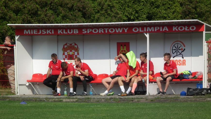 IV-ligowa MKS Olimpia Koło oraz drużyny młodzieżowe wznowiły treningi