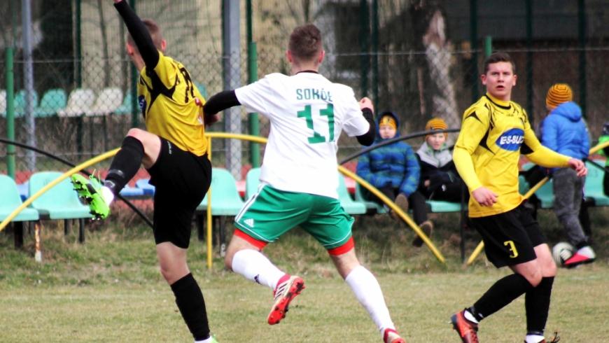 Ligowa inauguracja sezonu w Przytyku