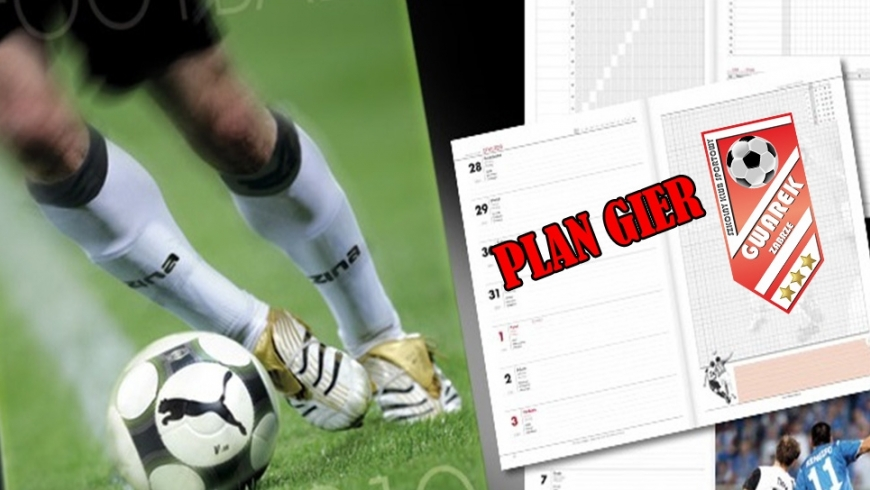 Plan gier 25-31 maja 2019r.