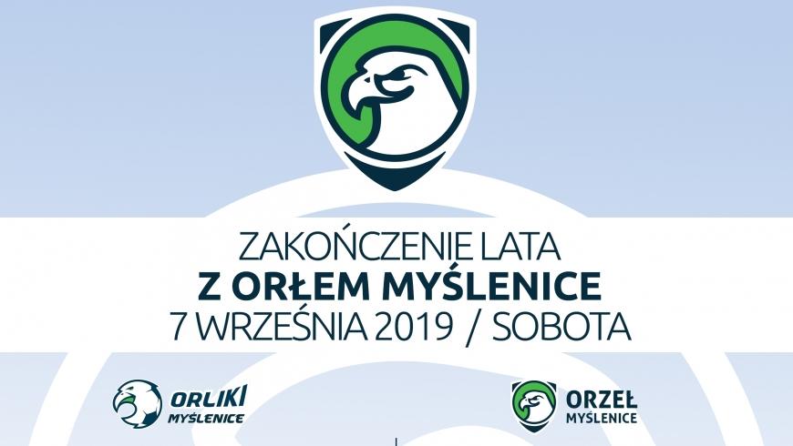 Zakończenie lata z Orłem Myślenice - zapraszamy na Orłowski Piknik!