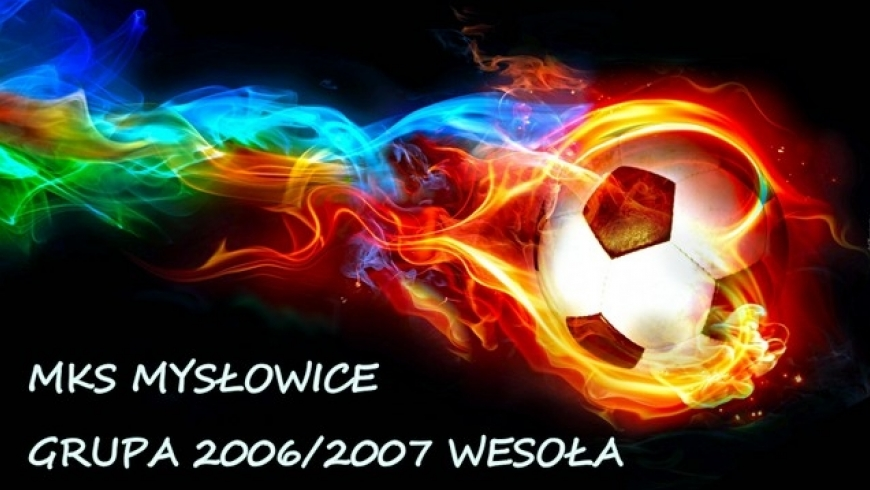 Wesoła 2006/2007 - poniedziałkowy trening...3.06.2019