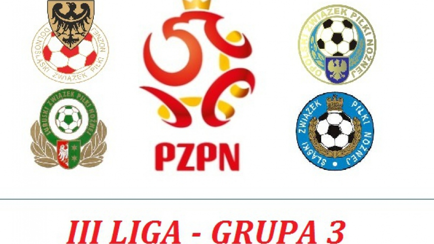 Terminarz III ligi grupy III