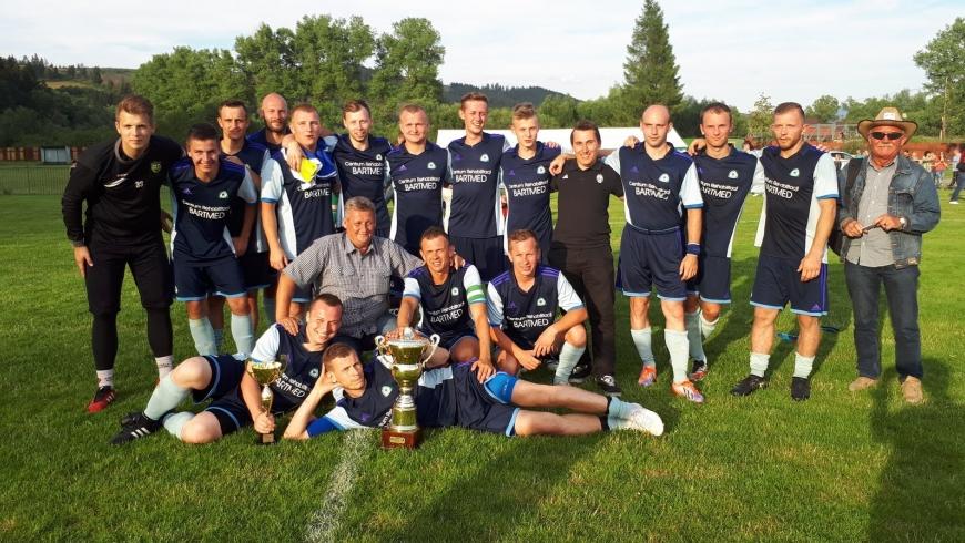 Puchar jest nasz !!!