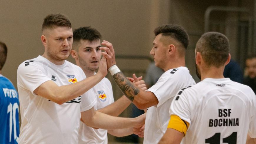 Zadanie wykonane, choć nie bez problemów. Nasz zespół pokonał Profi-Sport Wrocław w meczu 6. kolejki