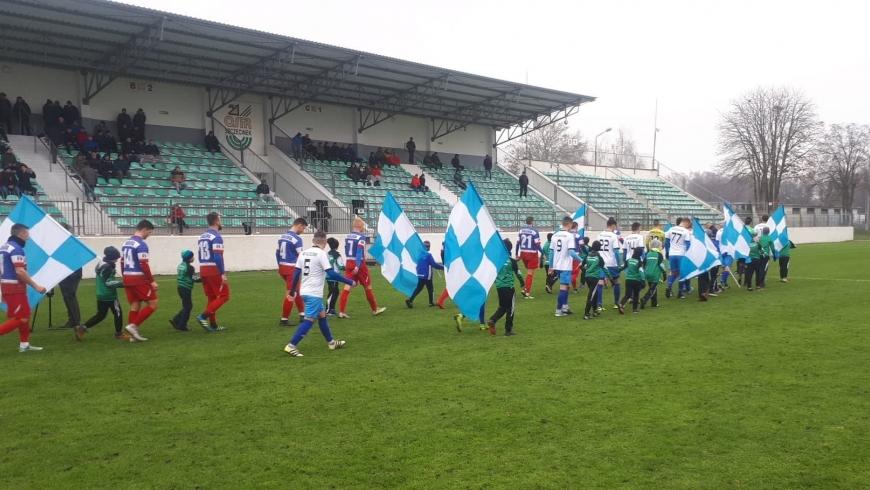 Darłovia rozbija MKP Szczecinek na zakończenie rundy