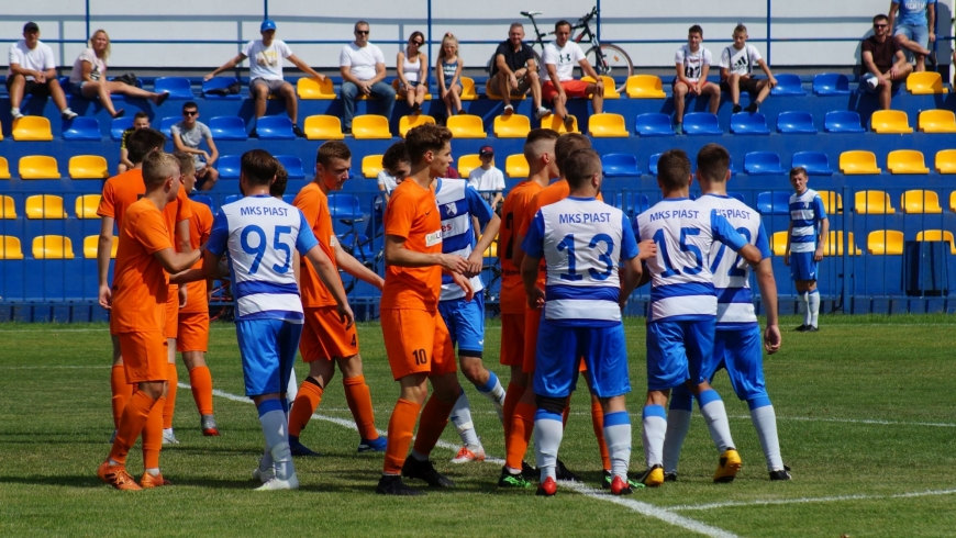 Pierwsze zwycięstwo w lidze