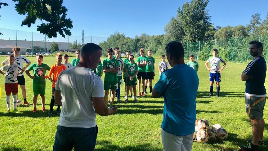 U15: Jakub Burtan nowym trenerem trampkarzy Orła Myślenice