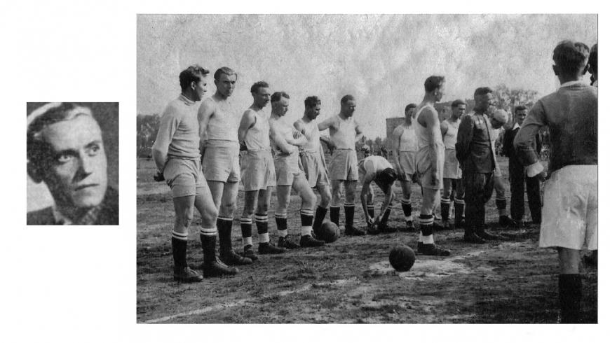 Zmarł Emil Karewicz, jeden z pierwszych piłkarzy Zawiszy