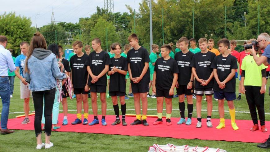 Młodzik 2006 tuż za podium w wakacyjnym turnieju