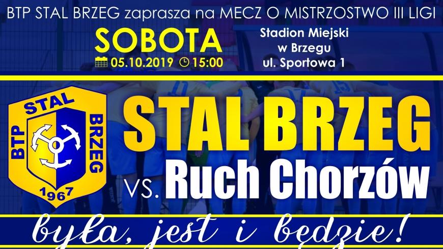 Ruch Chorzów w Brzegu