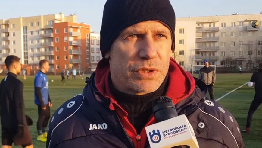 Piotr Gruszka po sobotnich sparingach