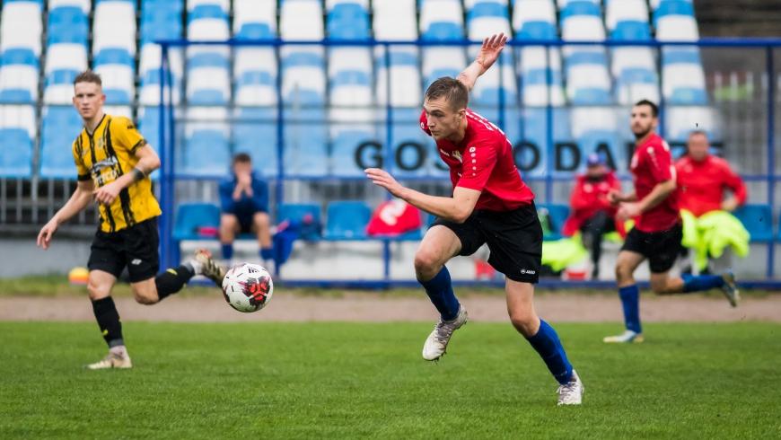 Mecz ze Sportisem Łochowo w piątek