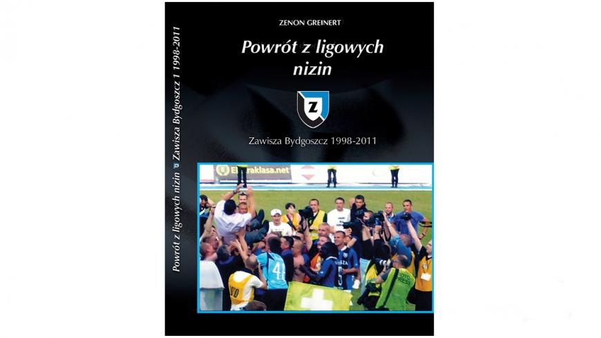 Skład piątego tomu piłkarskich dziejów Zawiszy Bydgoszcz zakończony