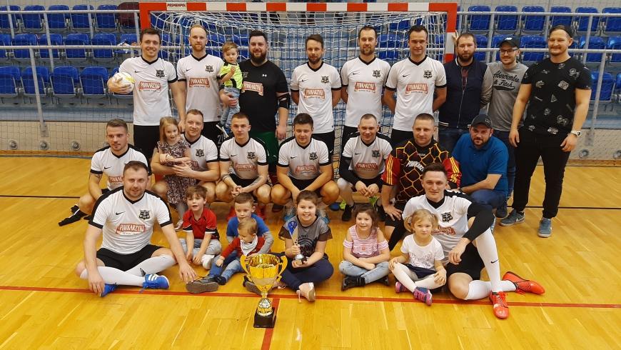 Piwkarzyki Mistrzami Tyskiej Ligi Futsalu