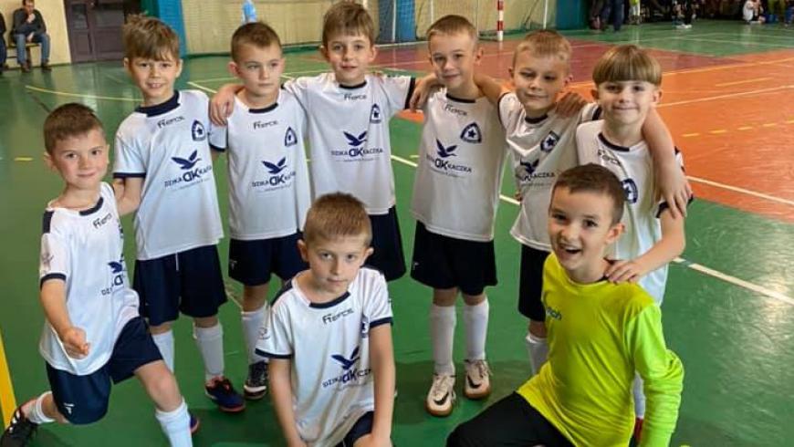 Turnieje halowe drużyn młodzieżowych