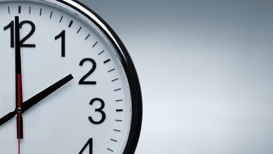 Zmiana godzin oraz miejsca treningów