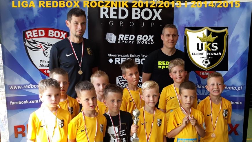 Zakończenie Ligi RedBox rocznik 2012-2015