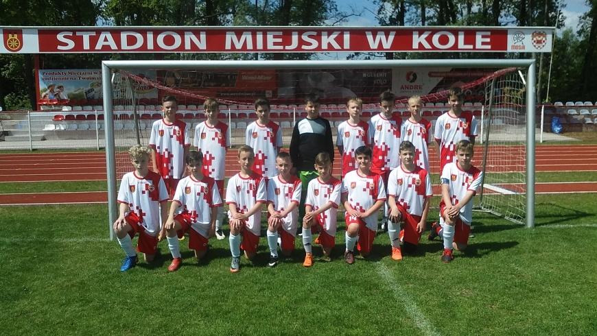 ROCZNIK 2006: Podział punktów po emocjonującym meczu z SKP Słupca