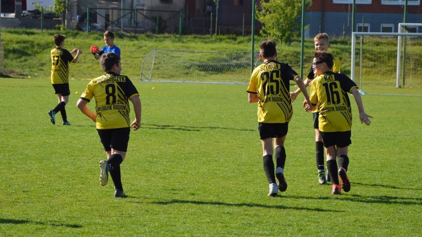 Zwycięstwo Młodzika 2006 na zakończenie rundy