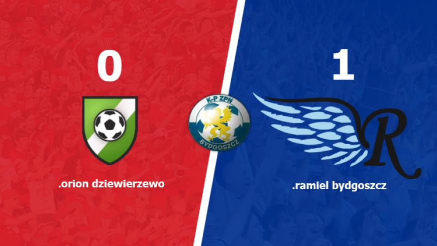 18.10.2015 Orion Dziewierzewo - RAMIEL Bydgoszcz