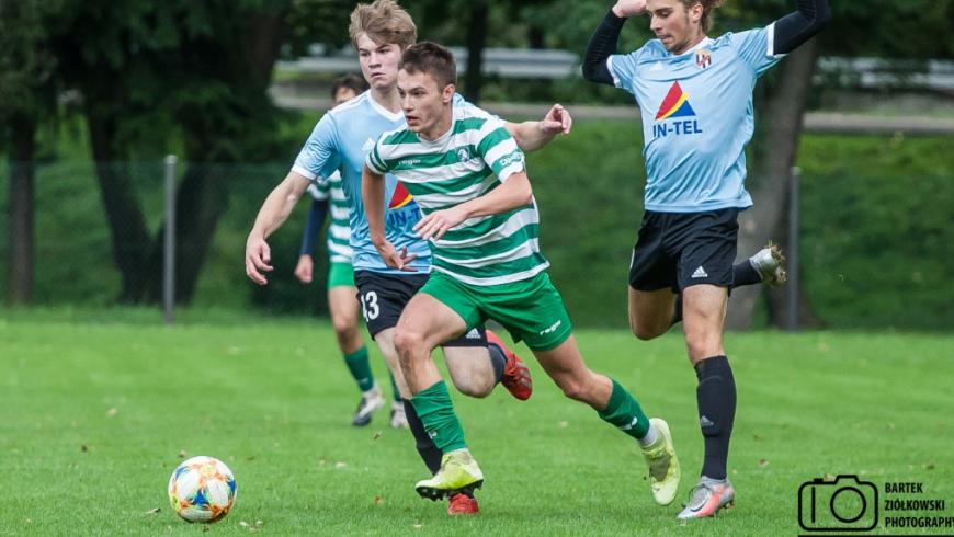 U19: Juniorzy lepsi od Orkana Raba Wyżna w meczu kontrolnym!