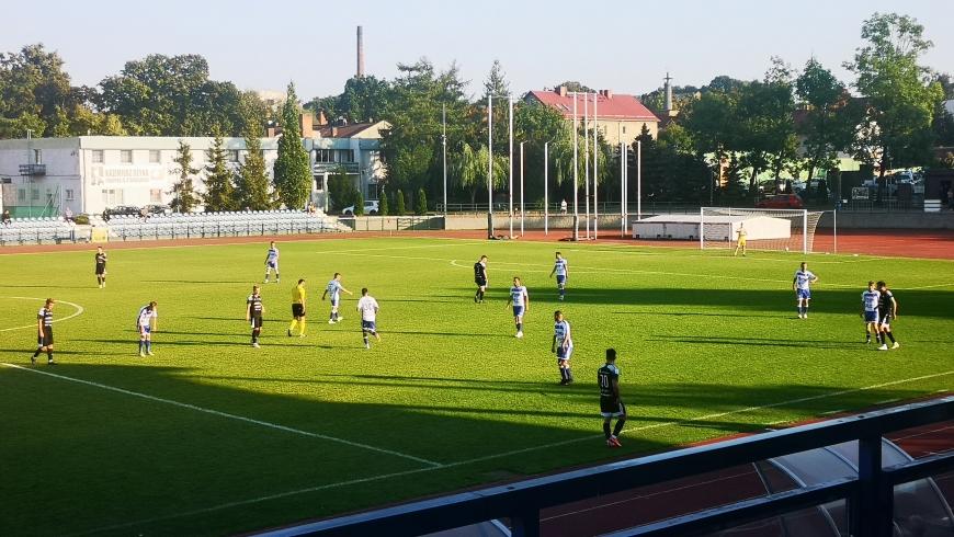 KP Starogard Gdański - Unia 0:1