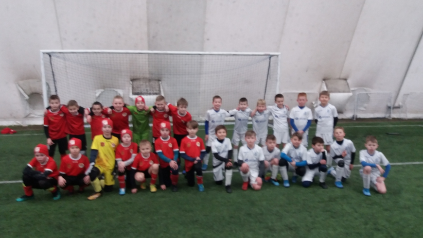 ROCZNIK 2010 i 2011: Zagrali z Lechem Poznań