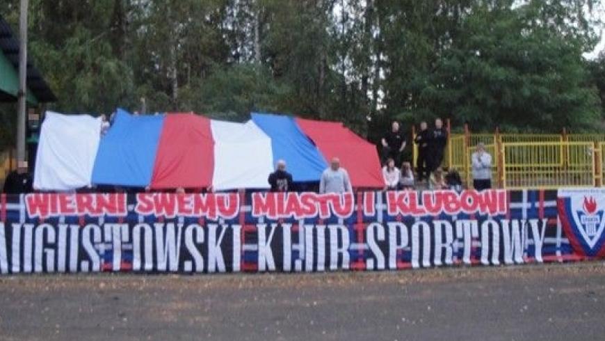 Sparta Augustów - starzy wyjadacze 4 ligi podlaskiej