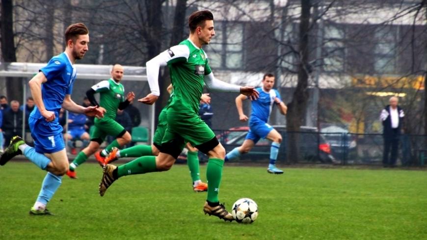 Bardzo dobre spotkanie i pewna wygrana: Dalin – Clepardia 2-0.
