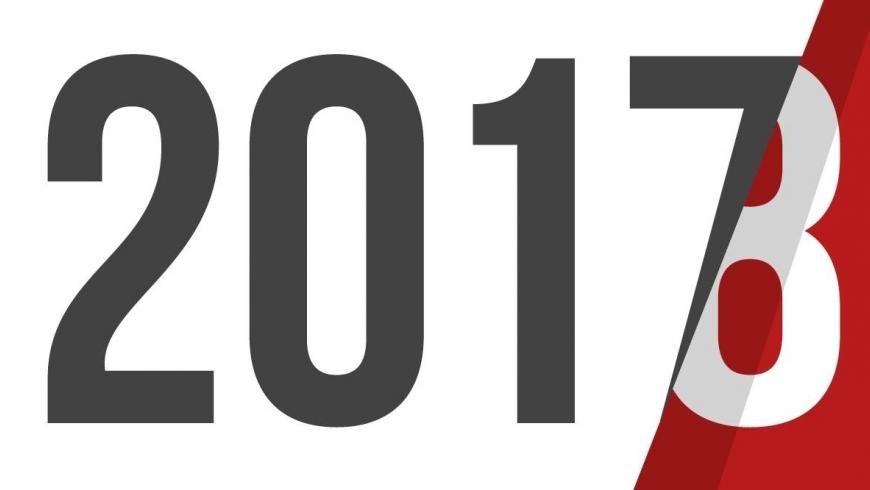 Witamy w 2018 roku!
