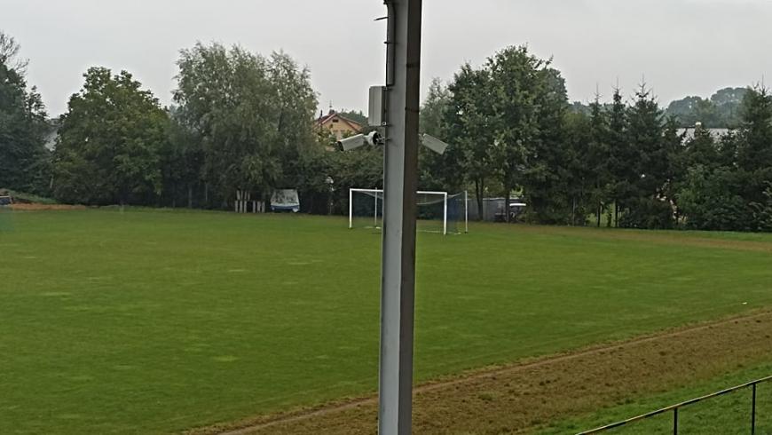 Monitoring na obiektach sportowych...