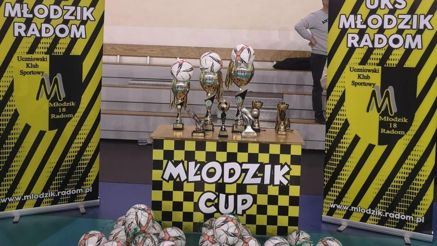 Podsumowanie turniejów MŁODZIK CUP 2020