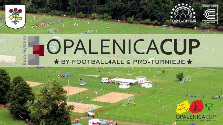 13-14 zagramy w Międzynarodowym Turnieju Opalenica Cup