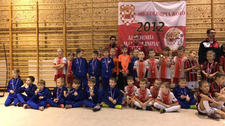ROCZNIK 2012: Żaki Akademii najlepsi w turnieju SPORT-TEAM CUP w Liskowie