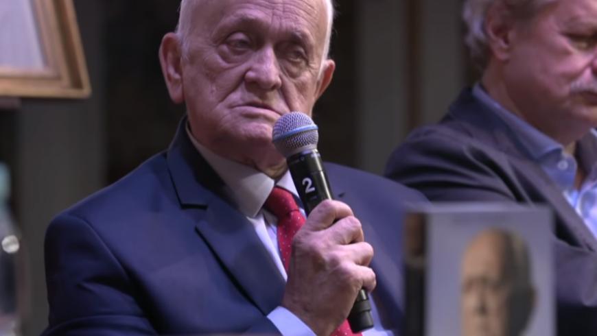 Andrzej Strejlau w Białymstoku. W sobotę spotkanie promujące jego książkę