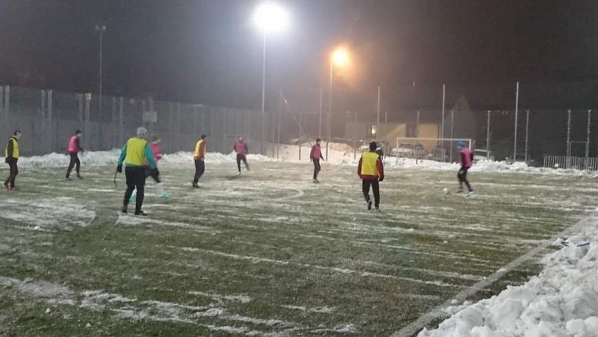 Plan przygotowań do rundy wiosennej sezonu 2019/2020