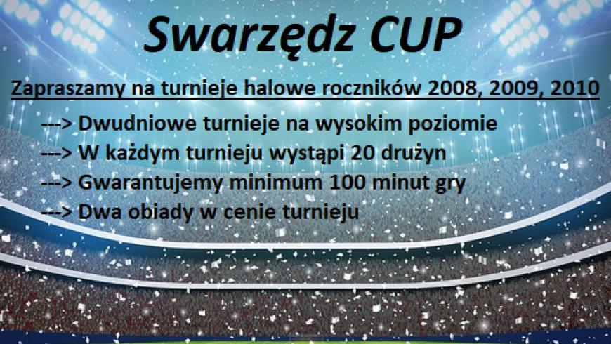 ZAGRAMY W SWARZĘDZ CUP roczniki 2010 i 2009