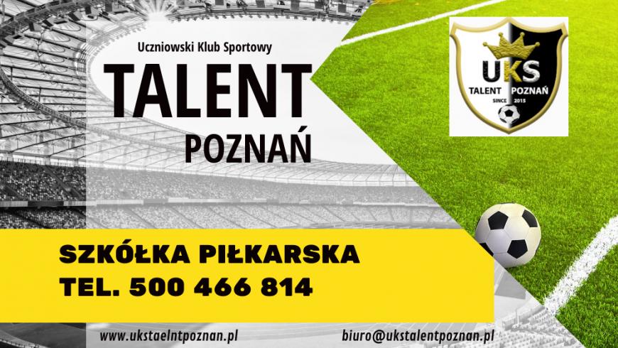 Nabory do naszej szkółki Piłkarskiej Poznań Rataje